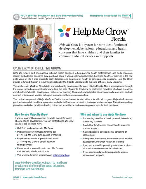 ECHO Therapist Practitioner Tip 1 - Help Me Grow Florida.pdf